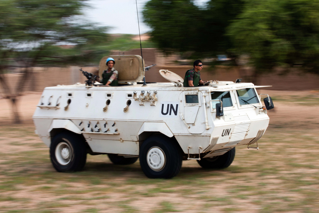 UNAMID Egyptian contingent