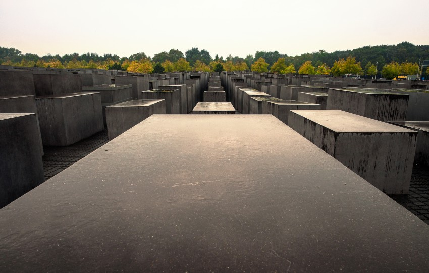 Holocaust Mahnmal Berlin