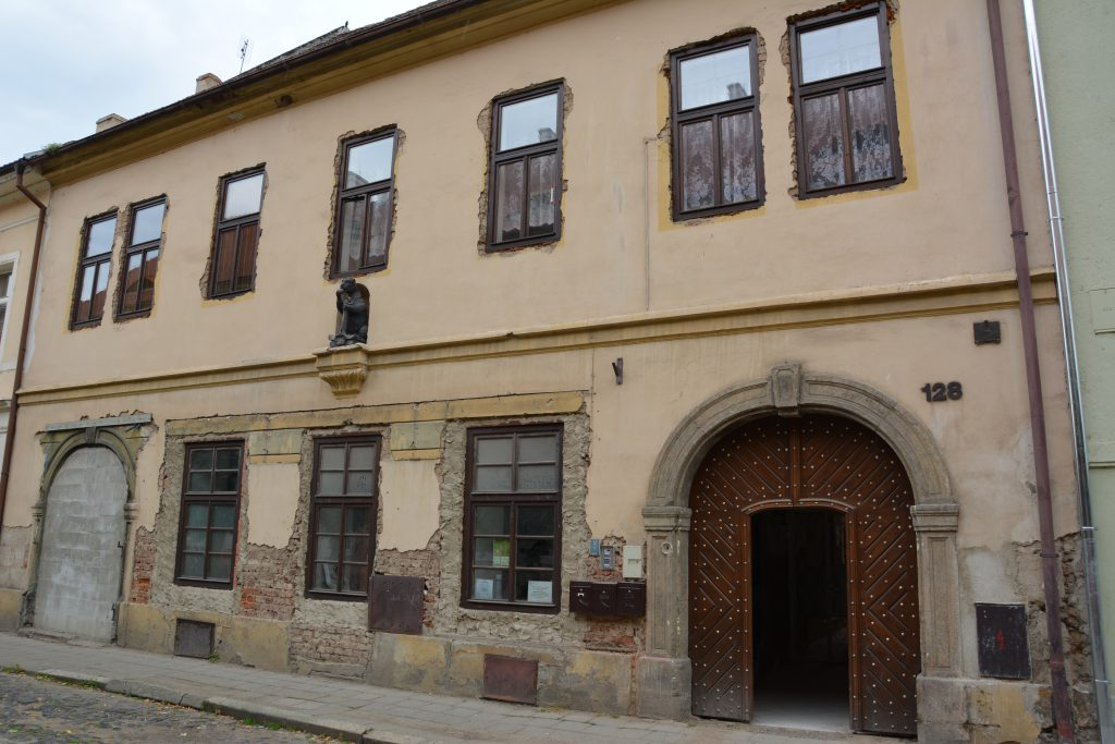 houses of Theresienstadt